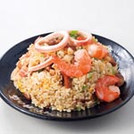 13. Seafood Fried Rice