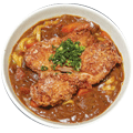Fried Chicken Curry Udon